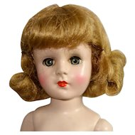Hard Plastic 16 Inch Doll, Sweet Sue or Nancy Ann