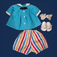 """Doll Clothes Outfit for 1962 11"""" Alexander Smarty"""