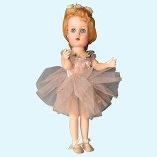 Ballerina Doll 1958, Arranbee 17 Inch in Tutu