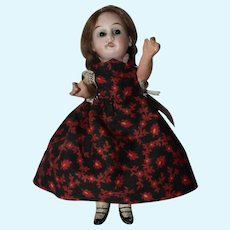 Tiny Child German Doll, Gebruder Kuhnlenz 6 Inch, Factory Underwear