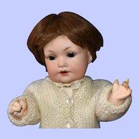 Baby Doll AM 971a, 13 Inch Bisque
