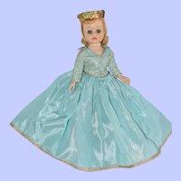"Sleeping Beauty, 1959 Walt Disney Alexander Cissette 9"" Doll  1950s"