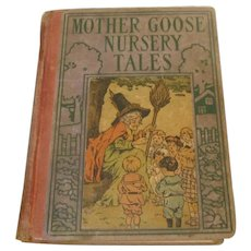 Mother Goose Nursery Tales Altemus' Wee Books For Wee Folks Illustrations by J.R. Neill