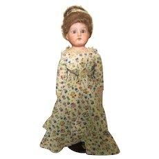 Armand Marseille 370 Cabinet Size Bisque Shoulder Head Doll German