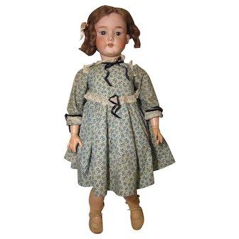"Armand Marseille 390n DRGM  246 /1  My Dearie 30"" Doll  15"""