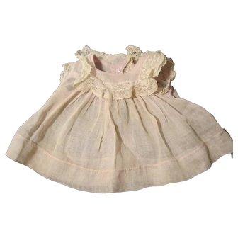 Madame Alexander Dionne Quintuplet Dress W / Label