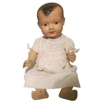 """Antique Steel Jointed Bent Knee Baby Doll Metal Springs 15"""""""
