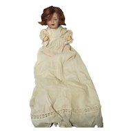 """J D Kestner Character Doll 226 Bent Knee 12"""""""