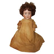 Alt, Beck and Gottschalck ABG Antique German Bisque 1367 / 45 Toddler Doll 20""