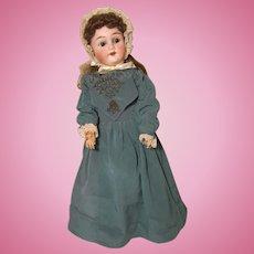 Max Handwerck 283 German Bisque Head Doll