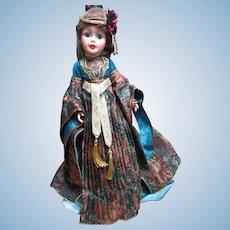 "Madame Alexander Maid Marion 21"" W / Box & Tags  # 2270"