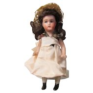 Lanternier  Limoges French Doll House Doll Bisque