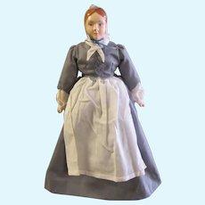 Anna Nitschmann By Doll Artist Sara Whitlock Moravian Church Deaconess