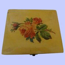 A Delightful 19th Century J & P Coats Thread Spool Box