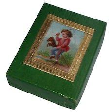 A Very Sweet Victorian Bead Box