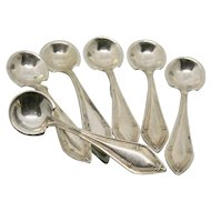 Hendrick Hudson (Sterling 1912) Salt Spoons
