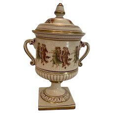 Lovely vintage Italian Four Graces Urn