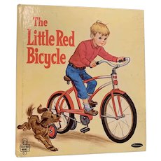 The little red bicycle. A Whitman book