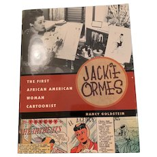 Jackie Ormes cartoon reference book