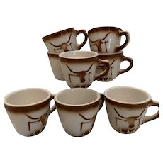 Vintage Syracuse china cups