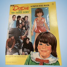 Mint Dodie of my Three Sons paper dolls