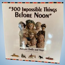 Theriaults 300 impossible things doll Austin Catalogue