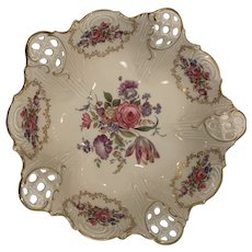 Fabulous Rosenthal lace edge bowl