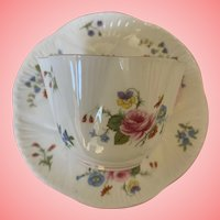 Vintage Shelley cup and saucer