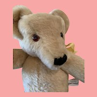 "Vintage 16"" Merrythought long snout  teddy bear"
