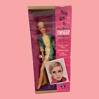 MIB 1967 Twiggy by Mattel