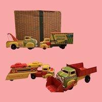 Fabulous MIB Wyandotte work trucks