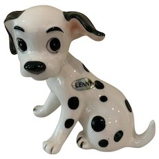 Vintage Enesco Disney Lenny Dalmatian