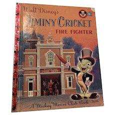 1956 first edition Disney little golden book