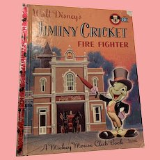 1956 first edition Disney little golden book