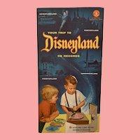 Rare  unused , Your Trip to Disneyland on Records