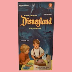 Rare  unused , Your Trip to Disneyland on Records