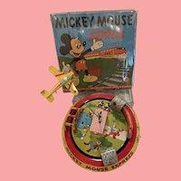 Rare MIB Disney Mickey Mouse Express