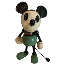 Rare Disney lollipop Mickey mouse