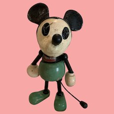 Rare Disney lollipop Mickey mouse