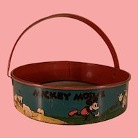 Disney Ohio art sand sifter