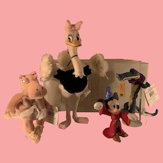 Steiff Disney ostrich from Fantasia and friends