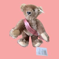 Mint Steiff UFDC limited edition bear