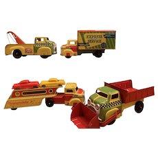 MIB Rare Wyandotte's trucks,