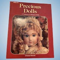 Vintage Precious dolls hardback book