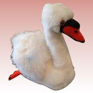 Mint, HTF Steiff Swan