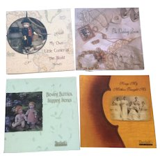 Four Theriaults auction Catalogs