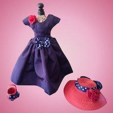 Wonderful day dress for Cissy