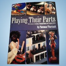 Theriaults Catalog. Playing  their Parts, Automata