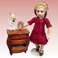 Charming vintage Dresser for cabinet size doll