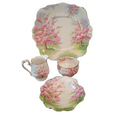 Perfect Royal Albert, Blossom Time set